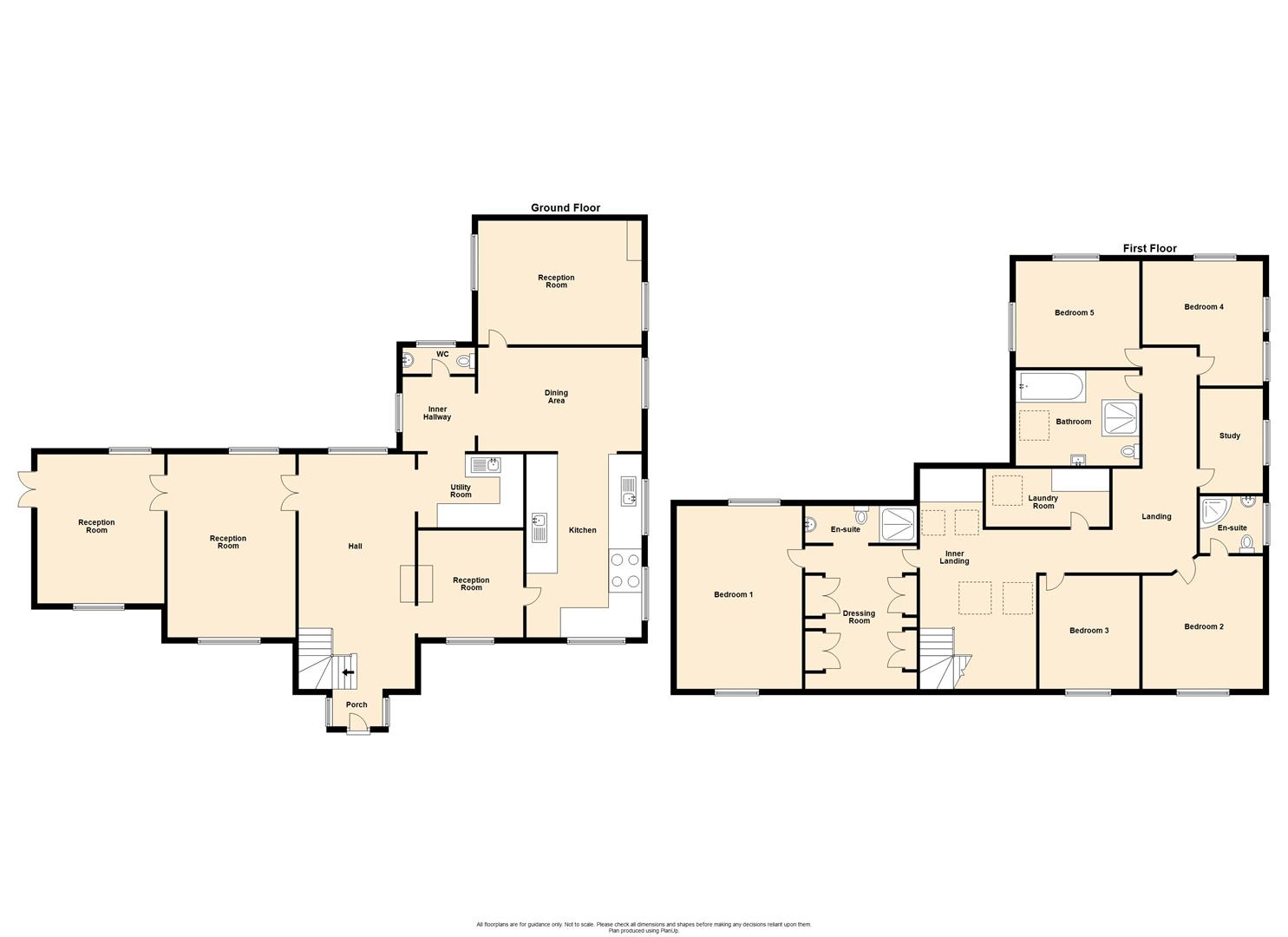 5 Bedroom Cottage For Sale - Tooter Cottage.jpg